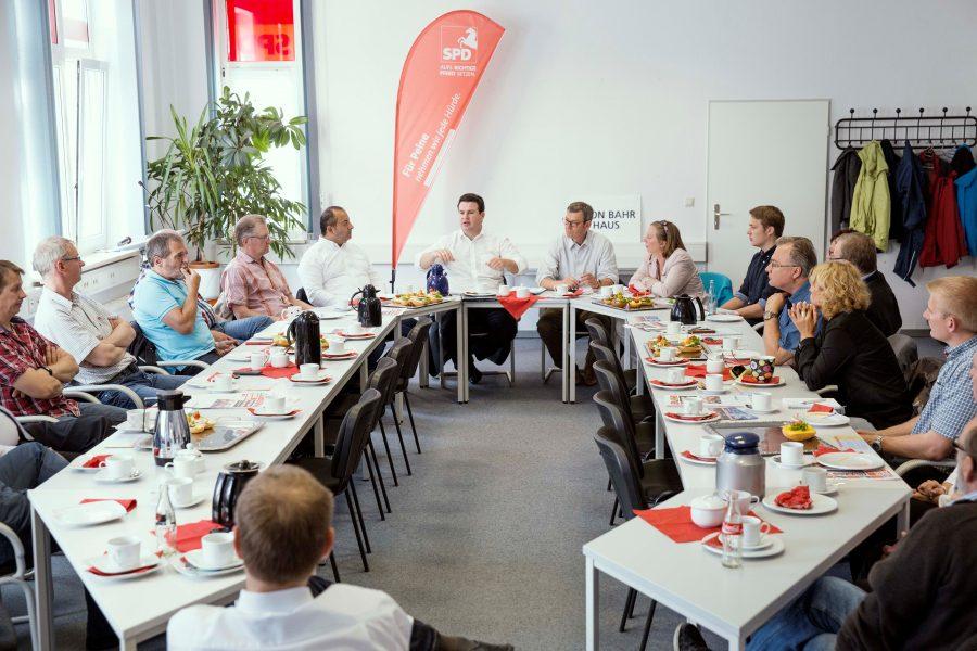 SPD Unterbezirk Peine